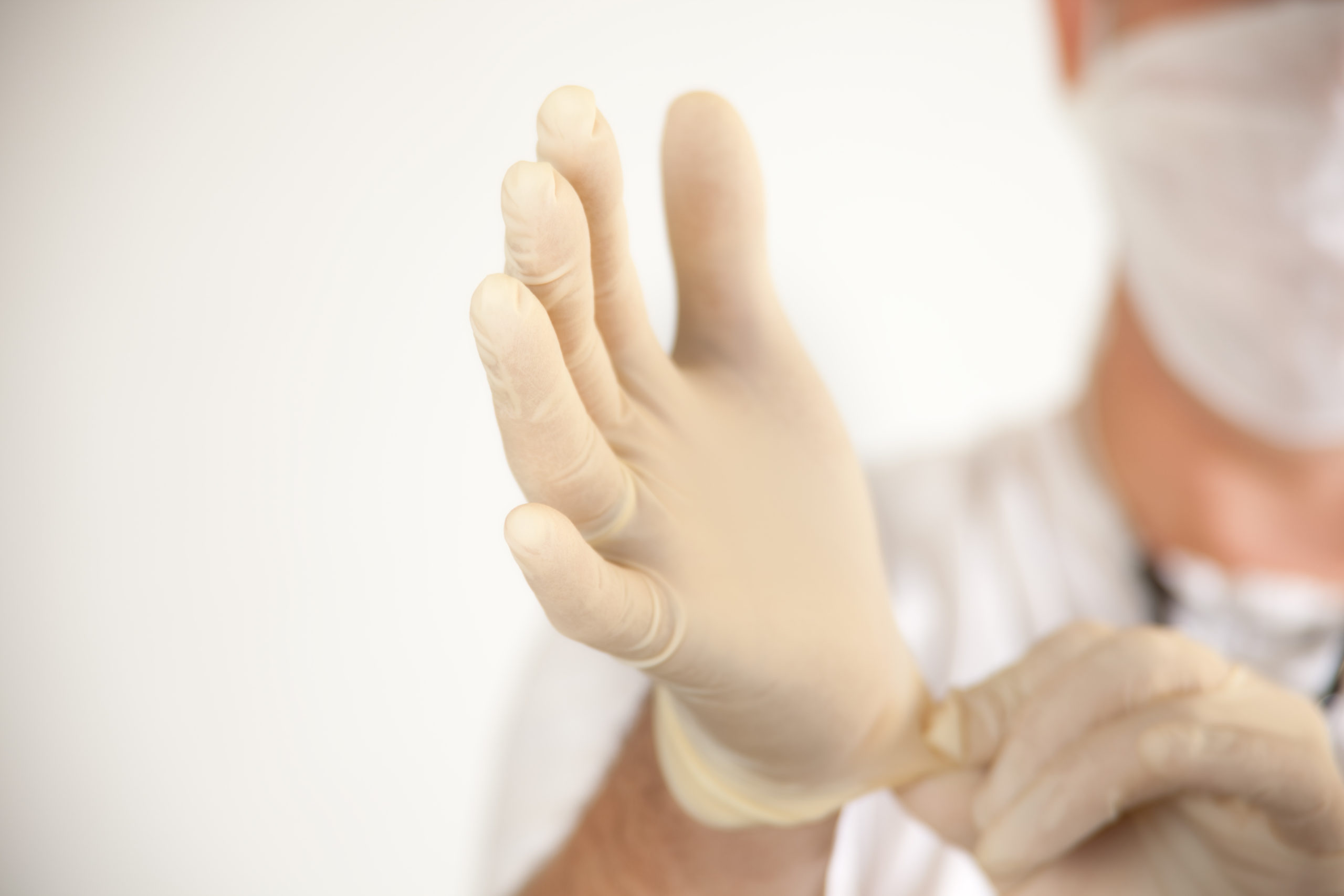 Latex glove allergies explained